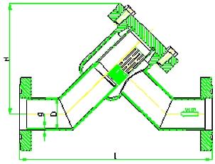Wytwórnia Urządzeń Chłodniczych PZL-Dębica S.A.: filtry wstępne typu FWPb