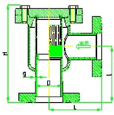 Wytwórnia Urządzeń Chłodniczych PZL-Dębica S.A.: filtry wstępne typu FWKb